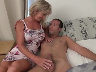 Sexy french milf bore fucked