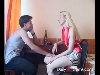 Lisa step mom playing with son on holidays close by the hostelry room - dailyslutcams.com