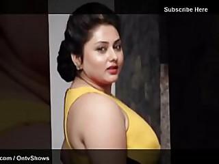 Namitha Huge Boobs & Cleavage