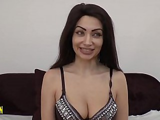 Beautiful and ardent young Arab, very vicious and sick of sex