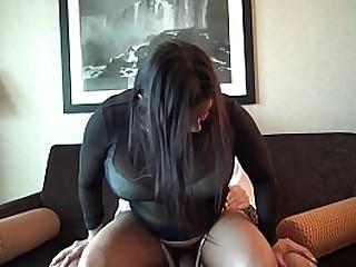 Hot pornstar with big fake boobs fuck hard Criss Sion part 2