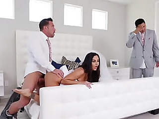 Horny Cheating Bride Gets Destroyed Hard By The Best Man - Watch Full Movie At 8Bang.org